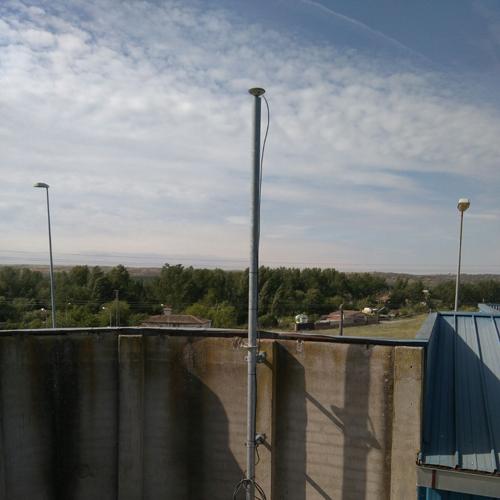 Estación GNSS CORI (Coria)