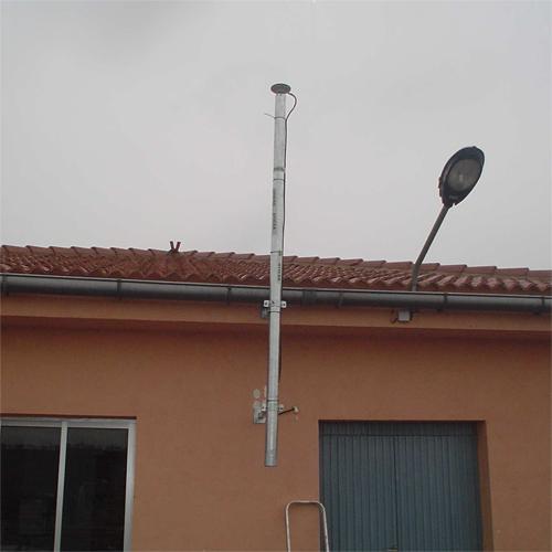Estación GNSS HERR (Herrera del Duque)