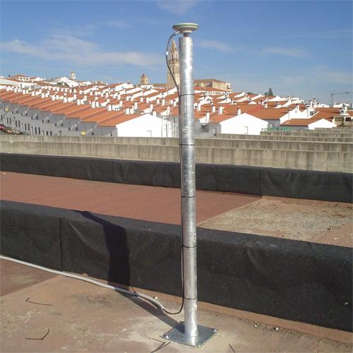Estación GNSS JERE (Jerez de los Caballeros)