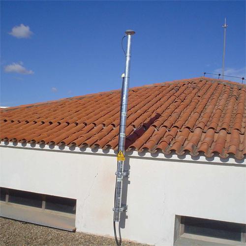 Estación GNSS LLER (Llerena)