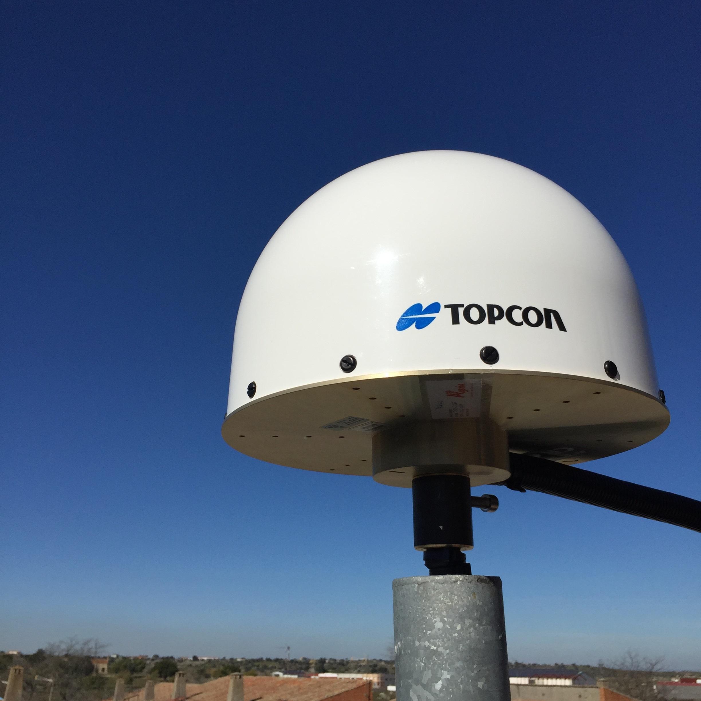 Estación GNSS TRUJ (Trujillo)